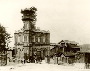 Ševčinský důl v roce 1879
